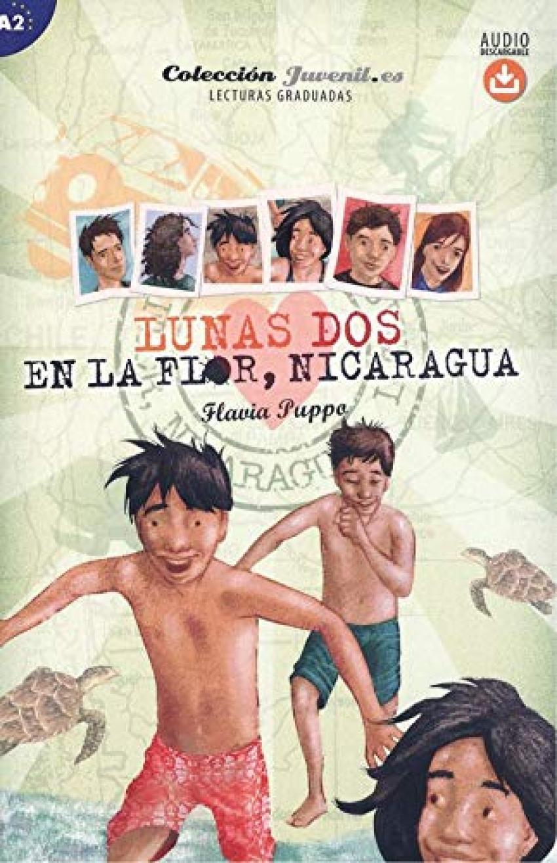LUNAS 2 LA FLOR NICARA+AUDIO DESCARGABLE