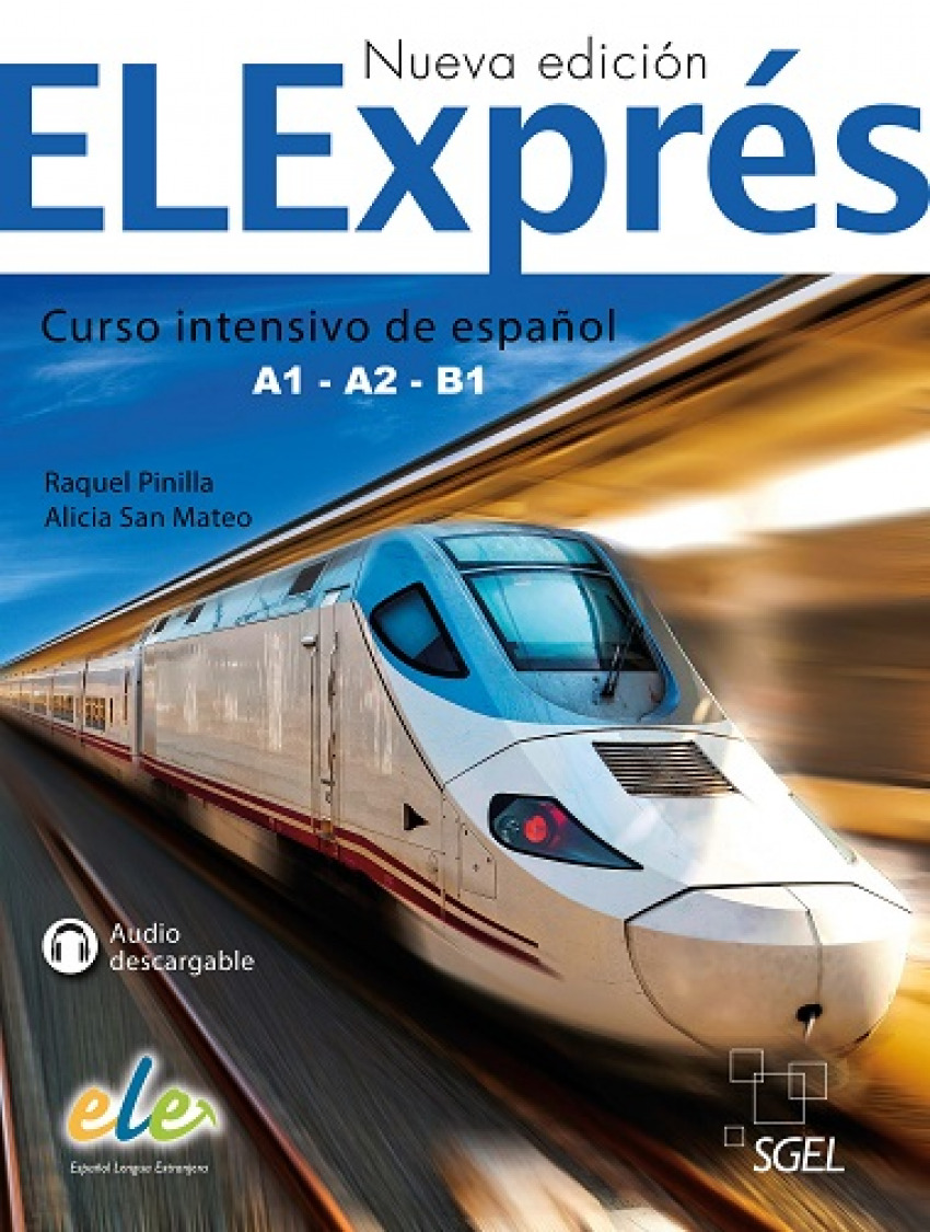 ELEXPRES.(ALUMNO+CD).(STUDENT´S BOOK)