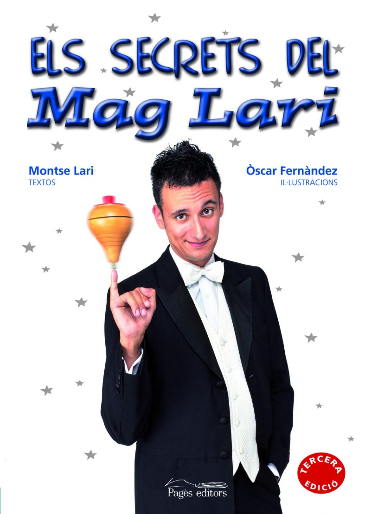 Secrets del mag lari, els 9788497794817