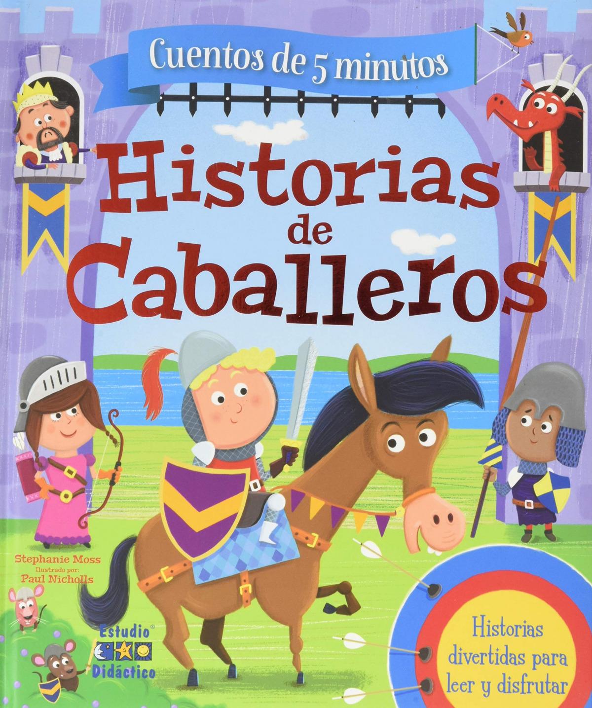 HISTORIAS DE CABALLEROS