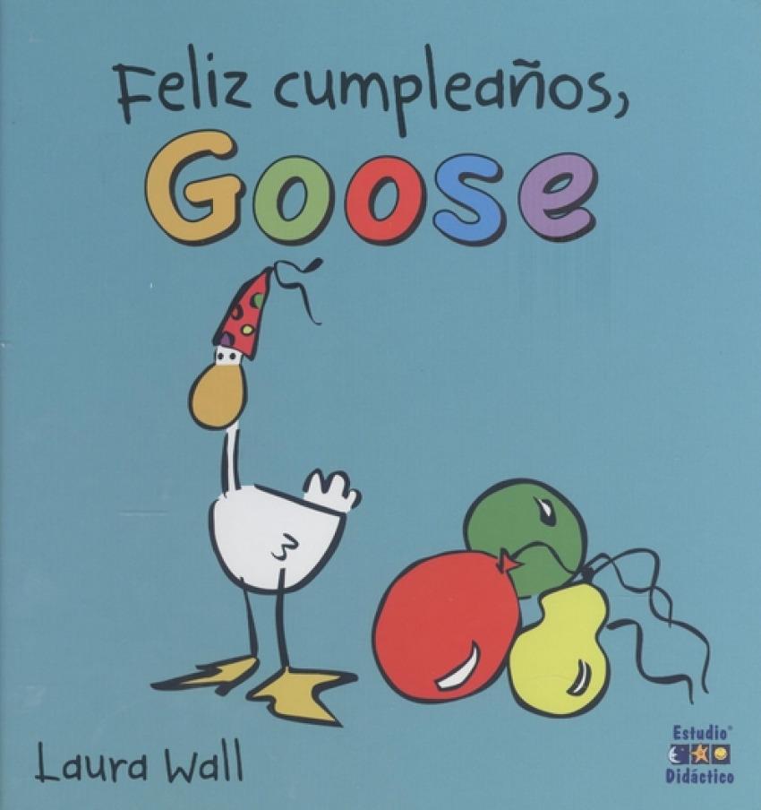 Feliz cumpleaños goose