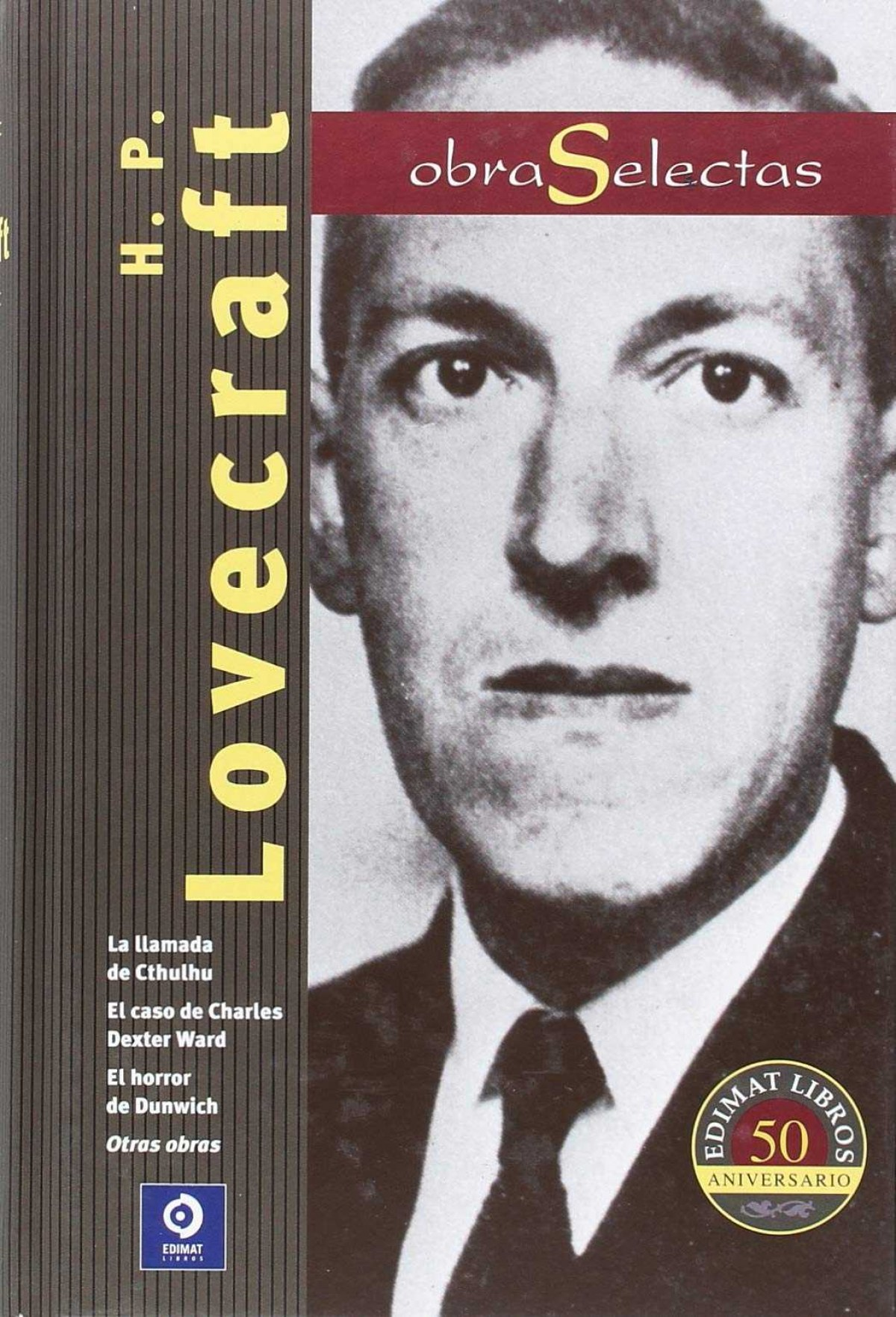 Obras selectas H.P. Lovecraft