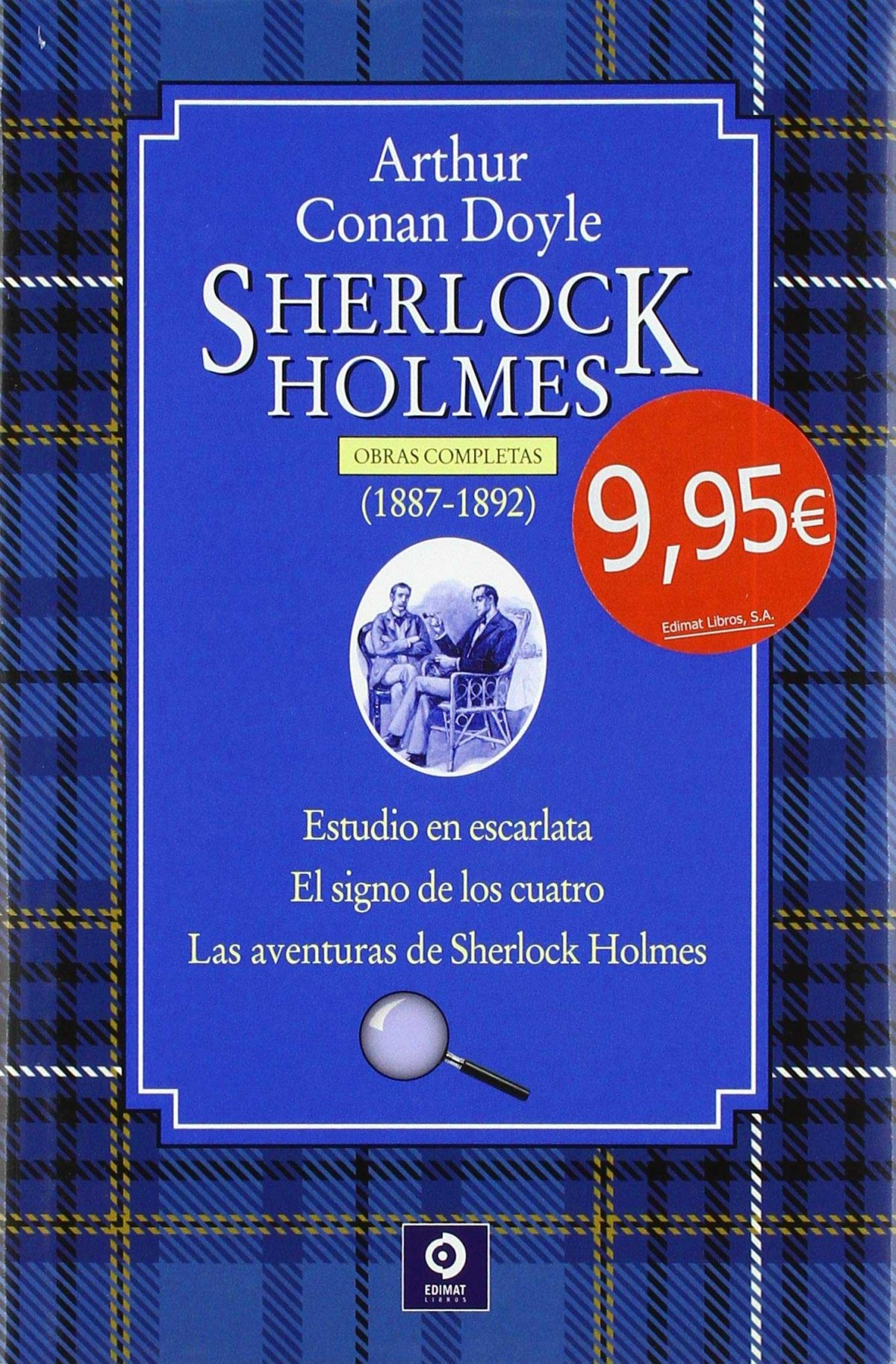 SHERLOCK HOLMES 1887-1892