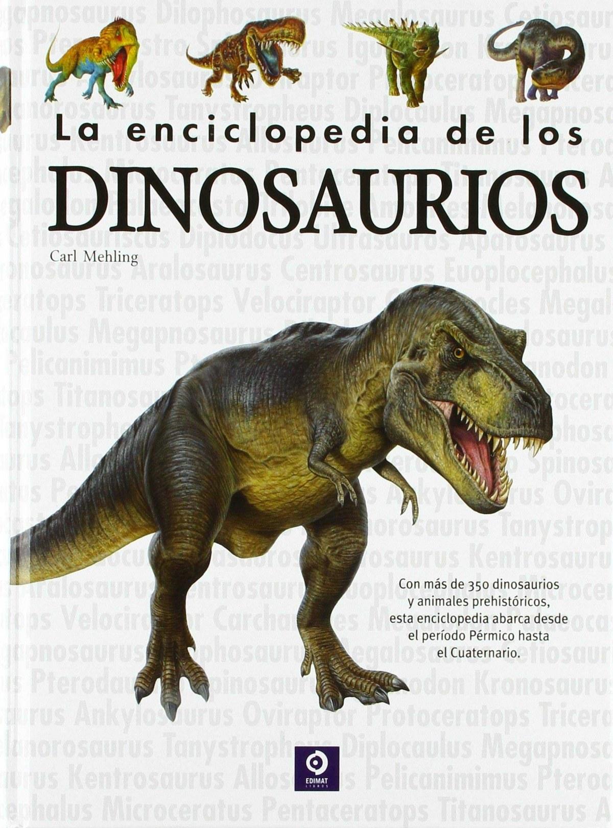 La enciclopedia de los Dinosaurios