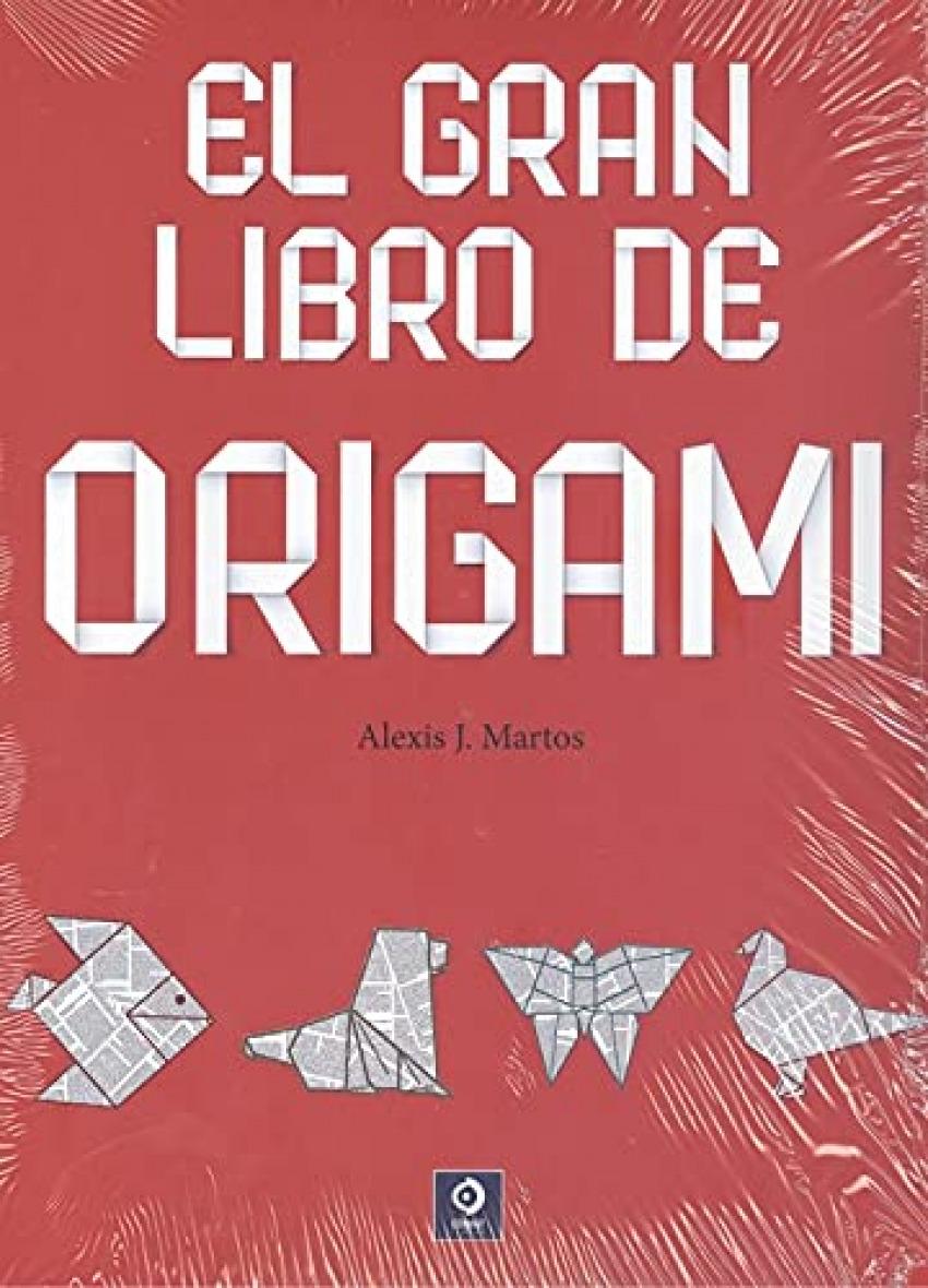 Gran libro de origami