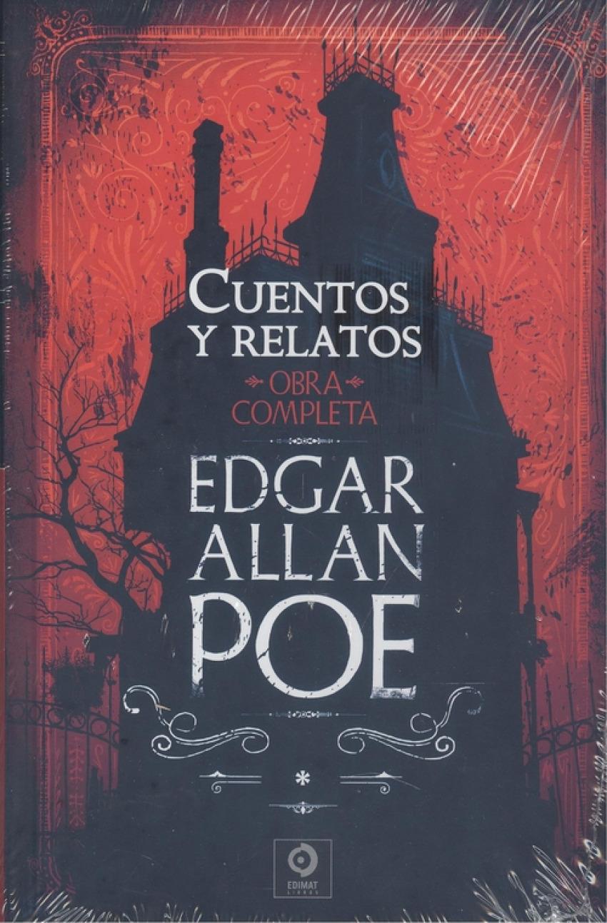 CUENTOS Y RELATOS EDGAR ALLAN POE