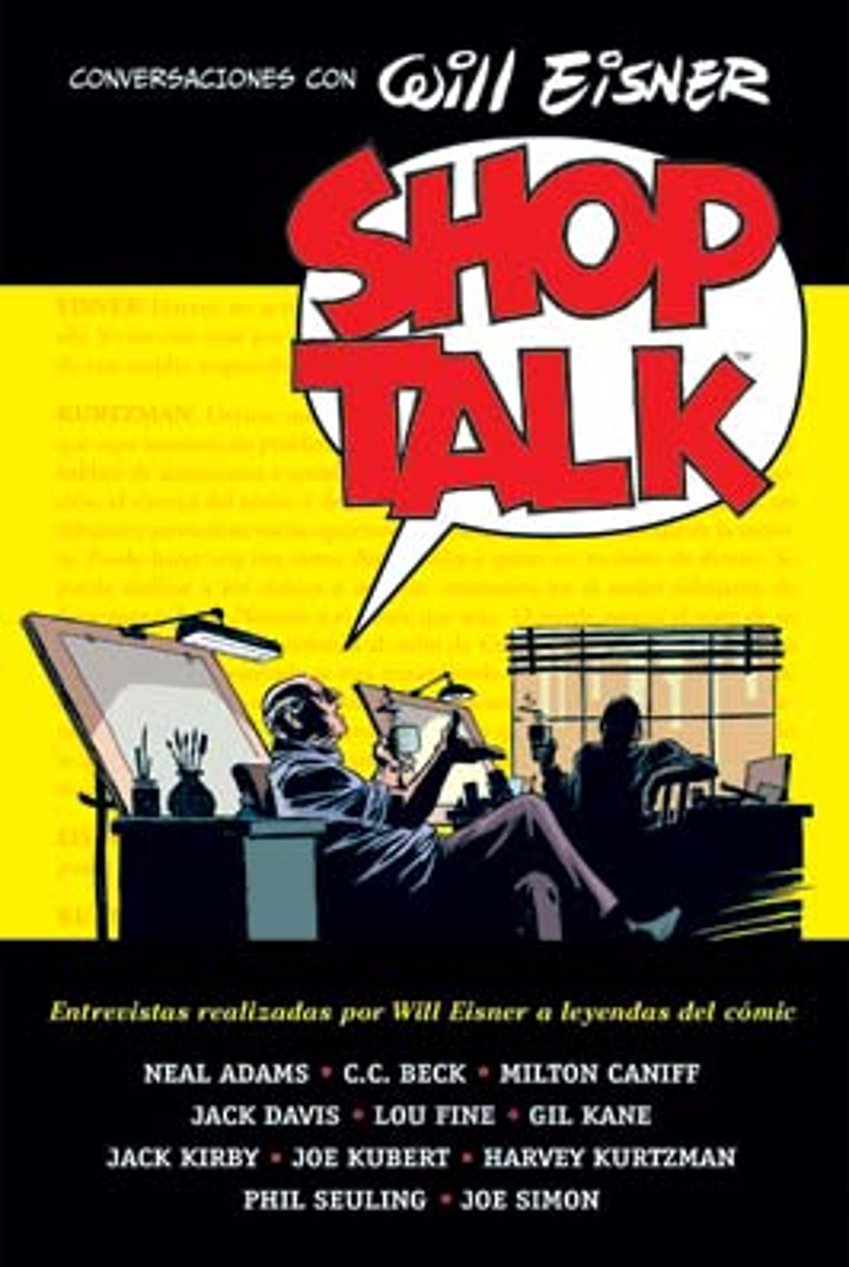 Will Eisner, 14 Conversaciones