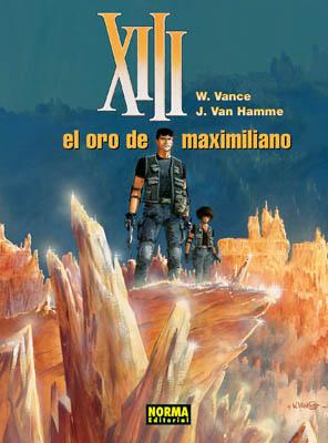 XIII, 17 Oro De Maximiliano