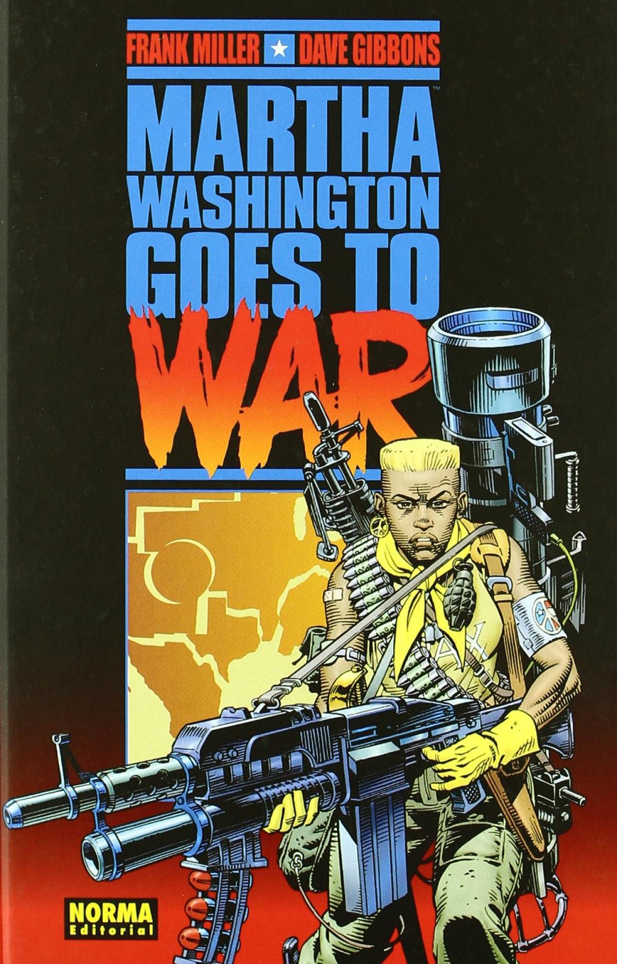 Martha Washington Goes To War