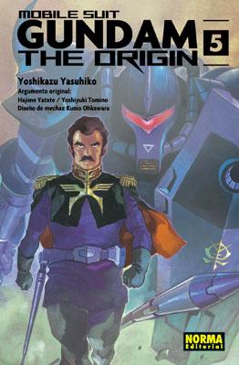 Gundam The Origin, 5