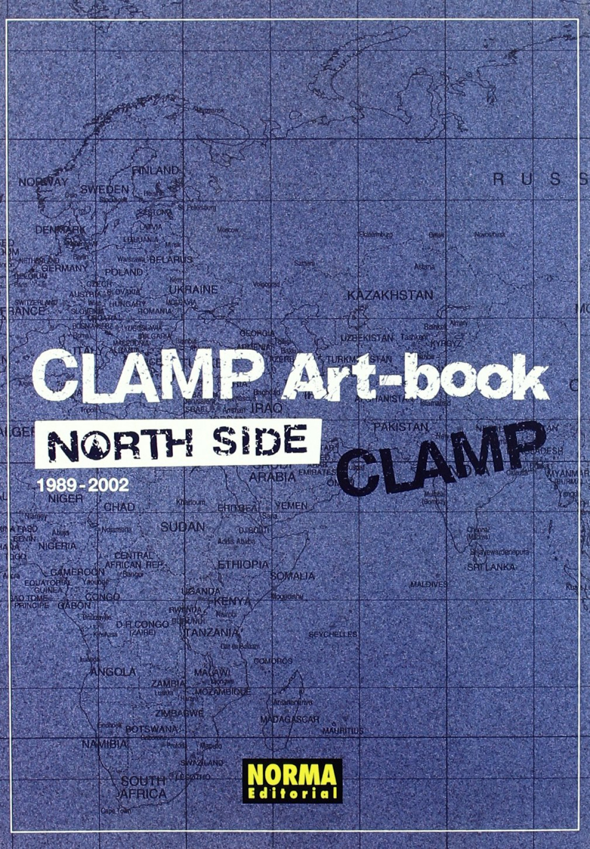 Clamp Art-Book