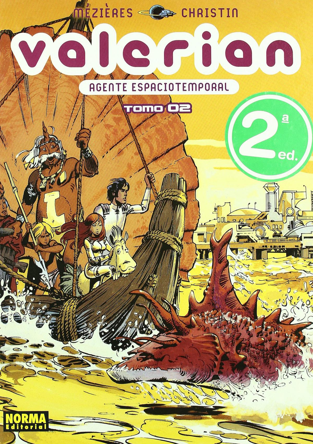 Valerian, 2
