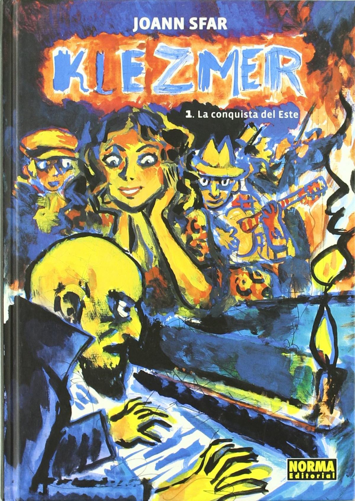 Klezmer, 1 Conquista Este