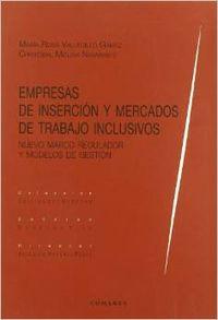 Empresas de insercion y mercados de trabajo inclusivos