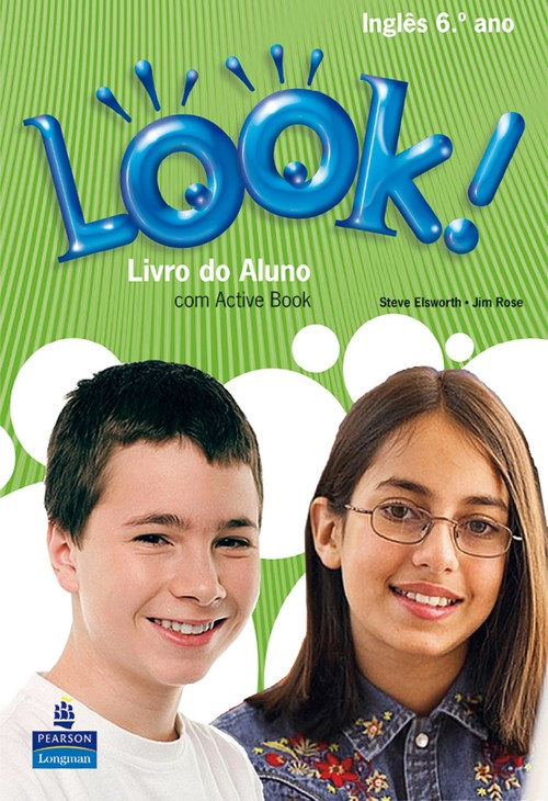 (PORT).LOOK! 6º ANO LIVRO DO ALUNO (+ACTIVE BOOK)