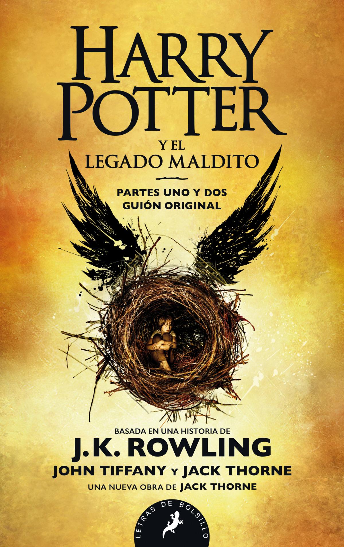 HARRY POTTER Y EL LEGADO MALDITO 9788498388473
