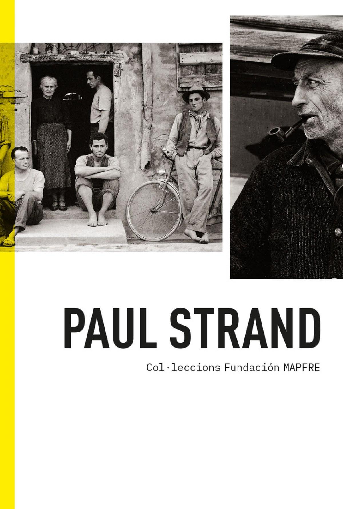 PAUL STRAND - CAT