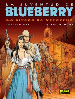 Blueberry, 47 Sirena Veracruz