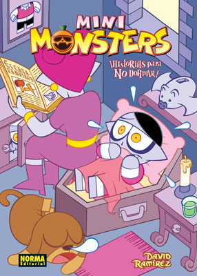 Minimonsters 3. ¡historias para no dormir!