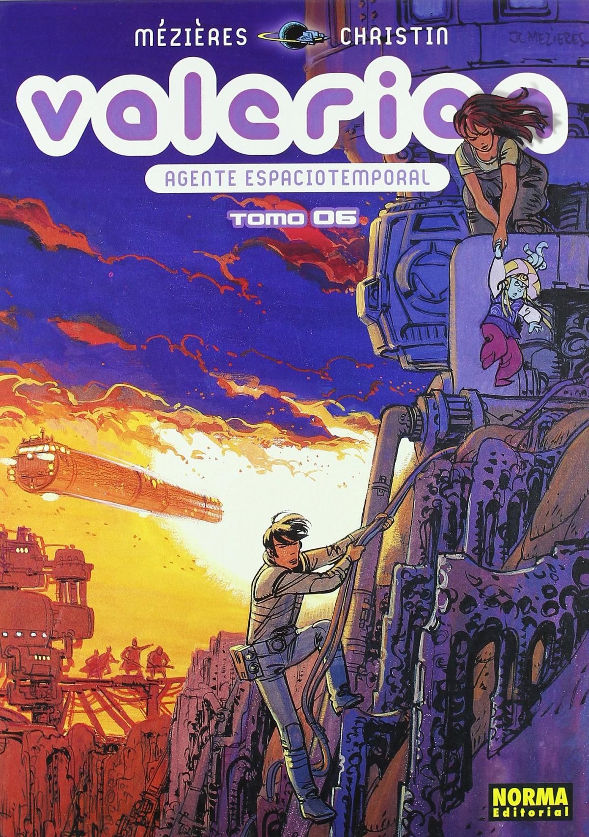 Valerian, 6 Agente Espaciotemporal