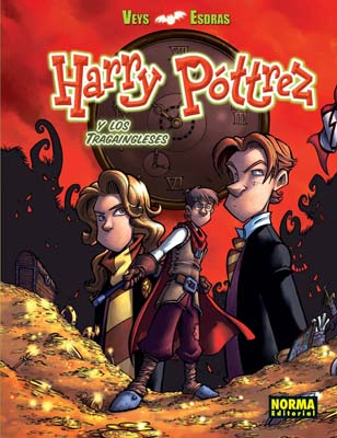 Harry Pottrez, 2 Tragaingleses