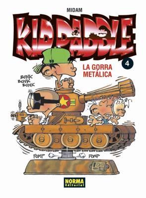 Kid Paddle, 4 Gorra Metalica