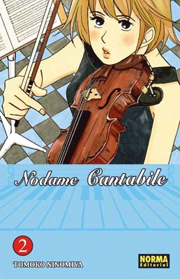 Nodame Cantabile, 2