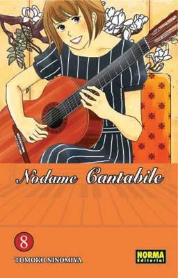 Nodame Cantabile, 8