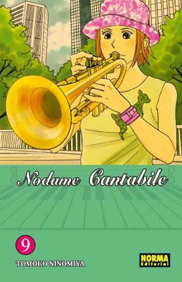 Nodame Cantabile, 9