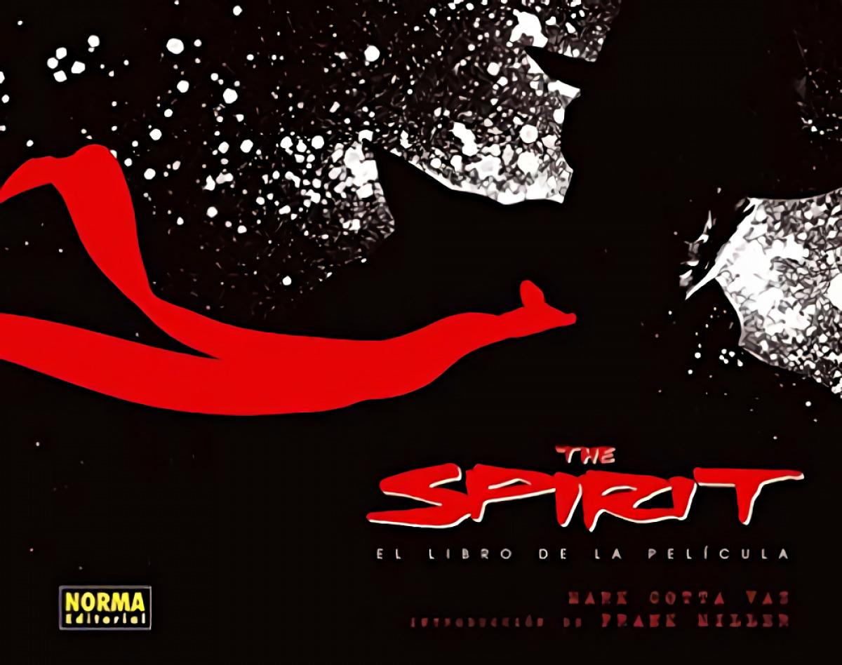 The Spirit Libro Pelicula