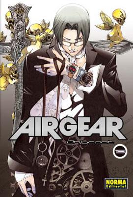 Air Gear, 15