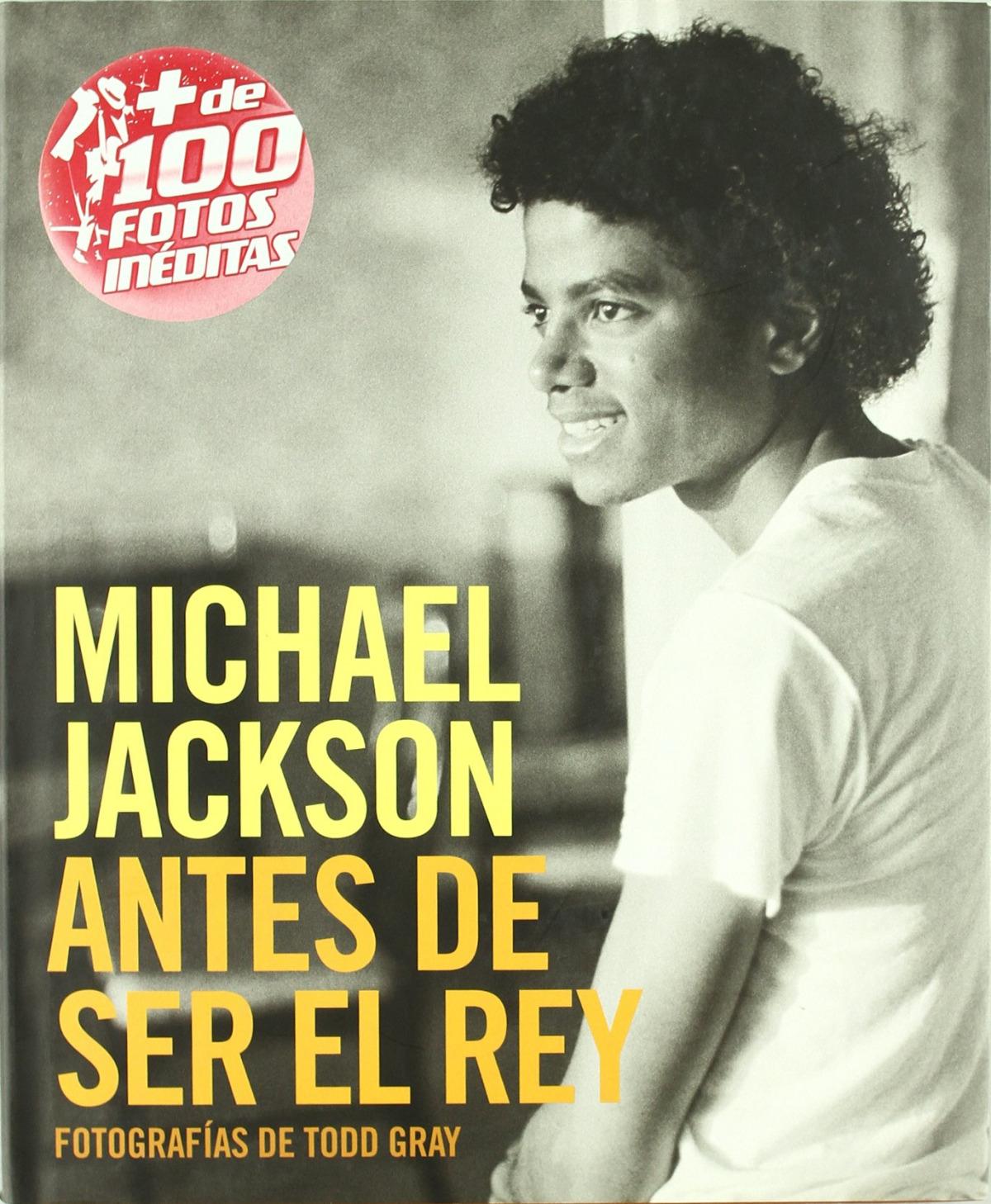 Michael Jackson Antes De Ser El Rey