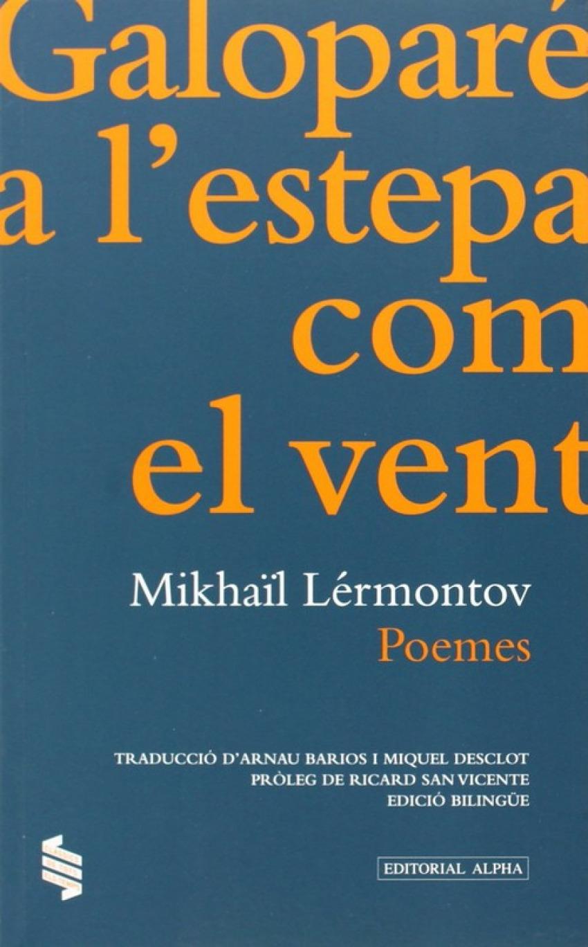 Galoparé A Lestepa Com El Vent Poemes Libro En Otro