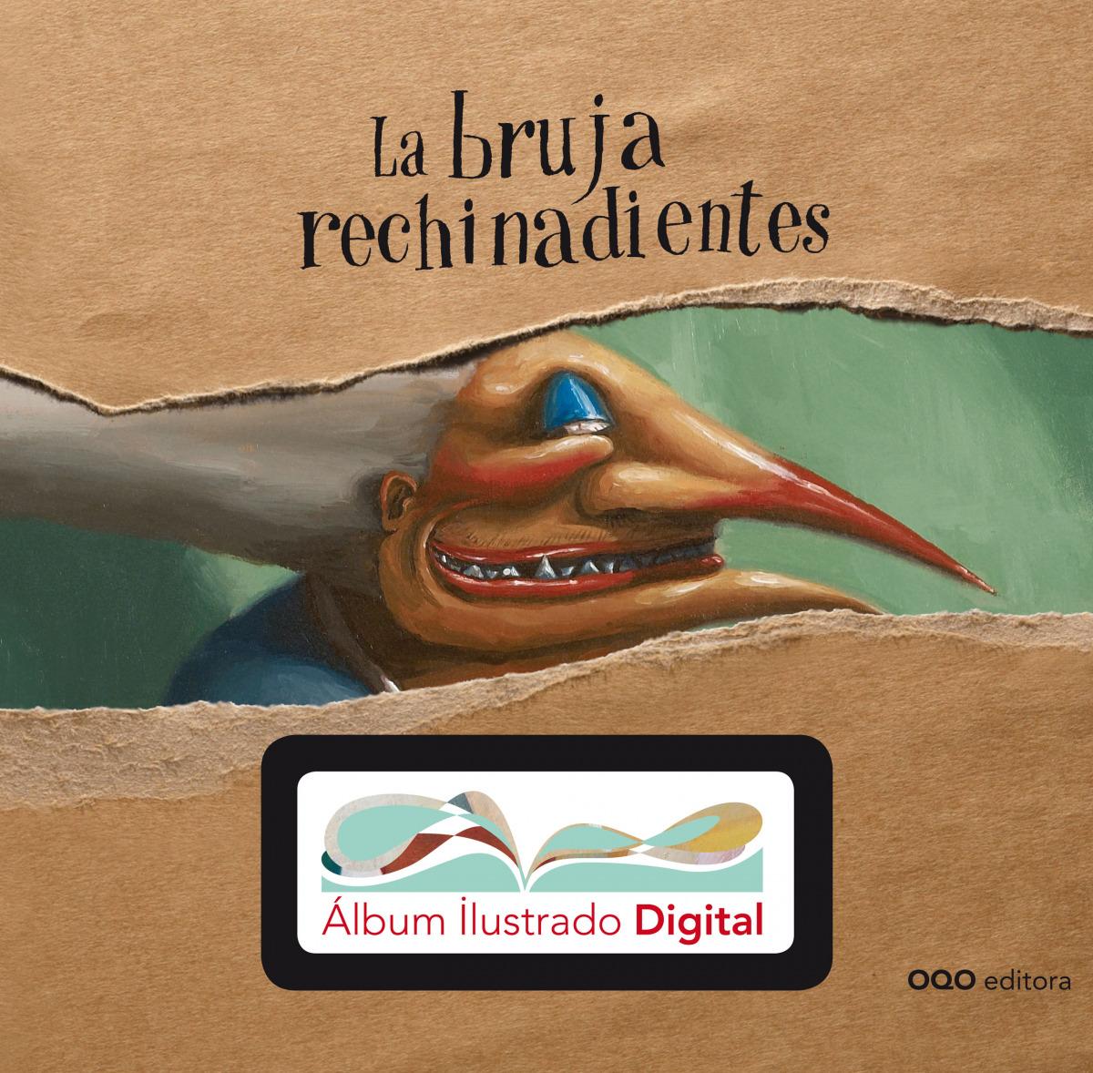 BRUJA RECHINADIENTAS Y AID,LA
