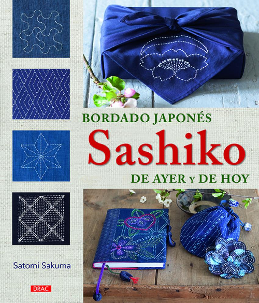BORDADO JAPON�S SASHIKO DE AYER Y DE HOY