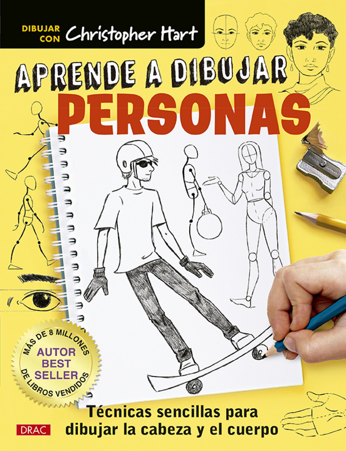 Aprende a dibujar personas