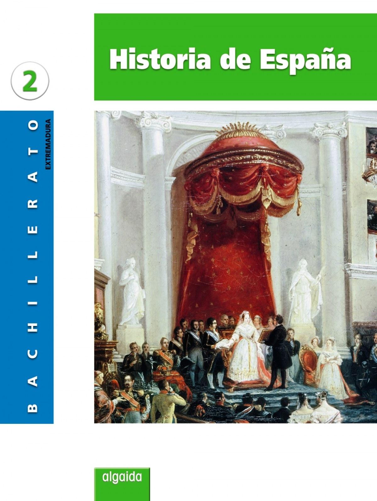 HISTORIA DE ESPAÑA 2º.LOGSE (EXTREMADURA)