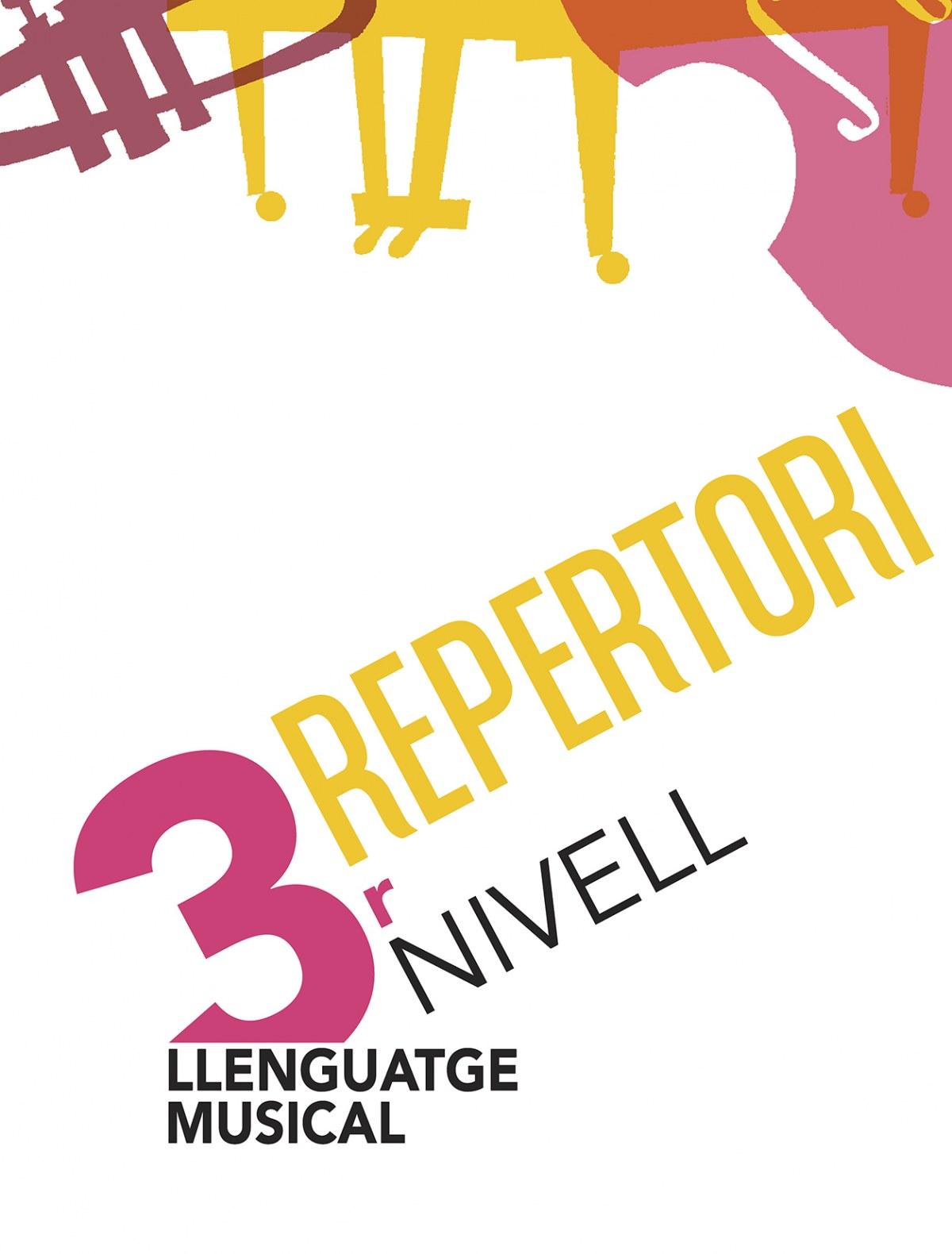 Llenguatge musical, nivell 3. Repertori