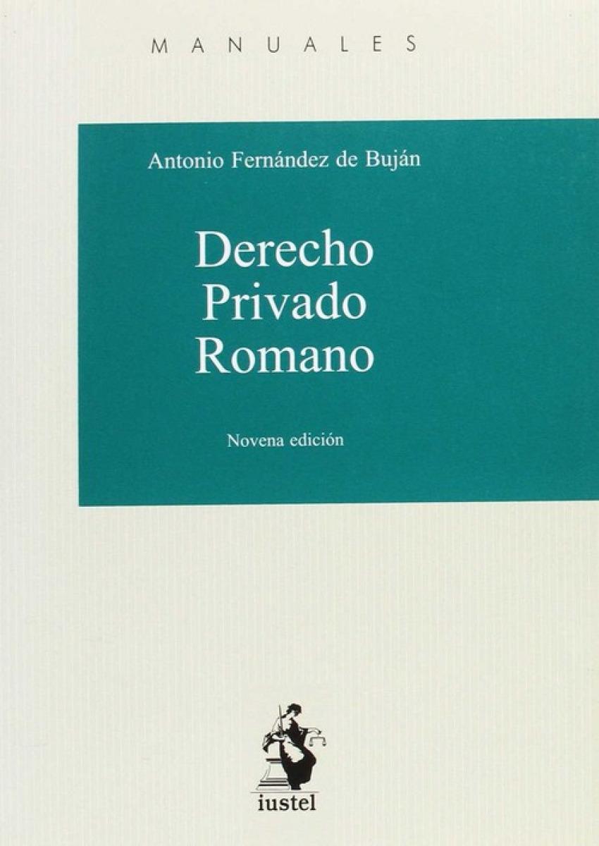 Derecho Privado Romano