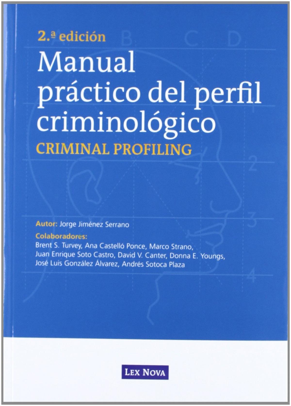 MANUAL PRACTICO DEL PERFIL CRIMONOLOGICO