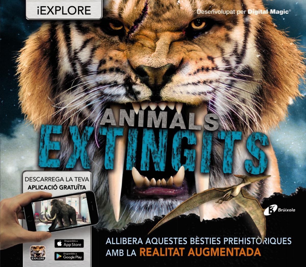 iExplore. Animals extingits
