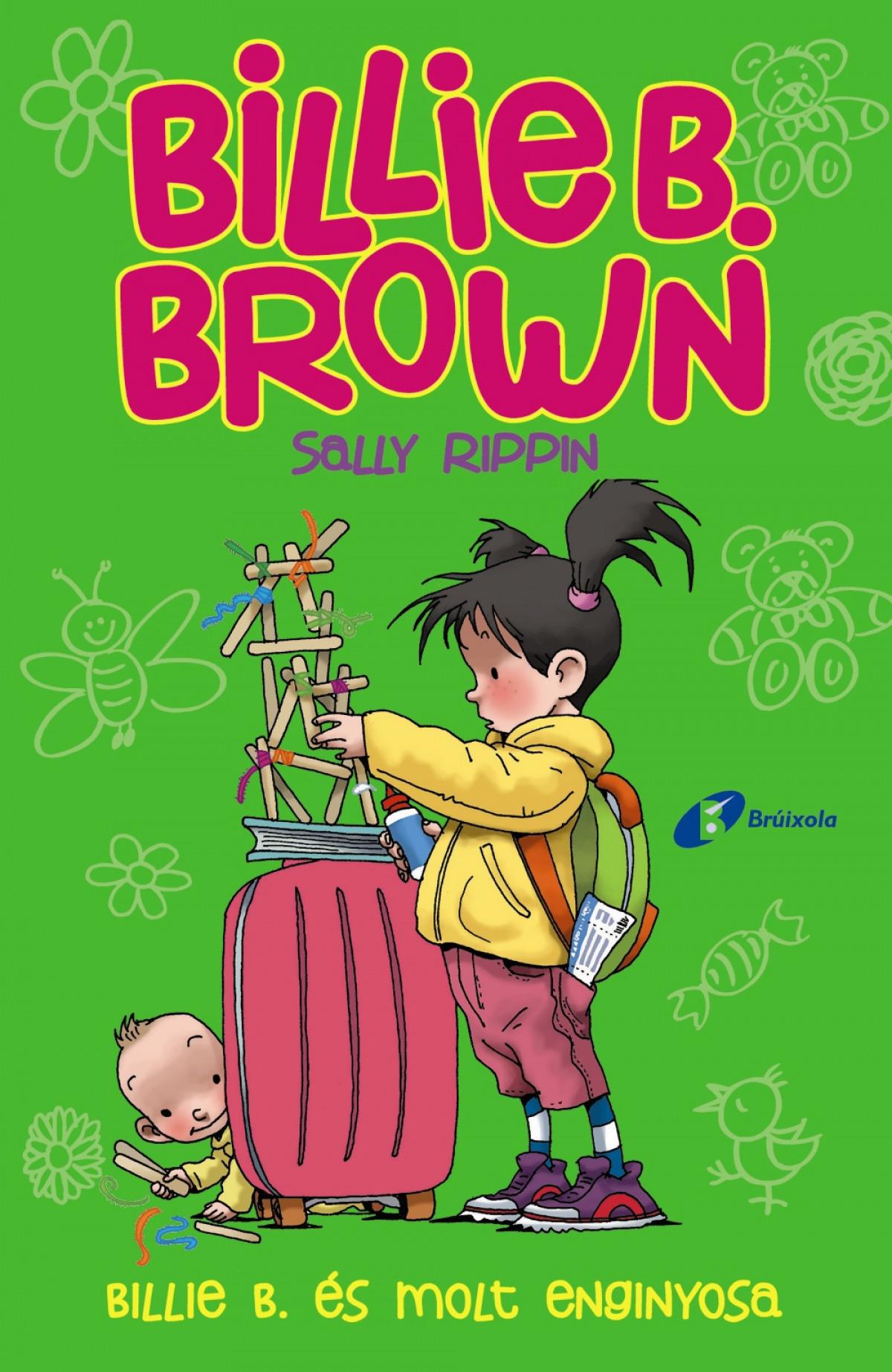 Billie B. Brown, 6. Billie B. és molt enginyosa