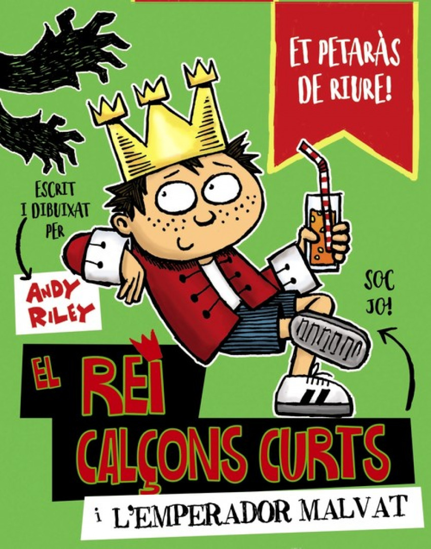 EL REI CALçONS CURTS I L´EMPERADOR MALVAT