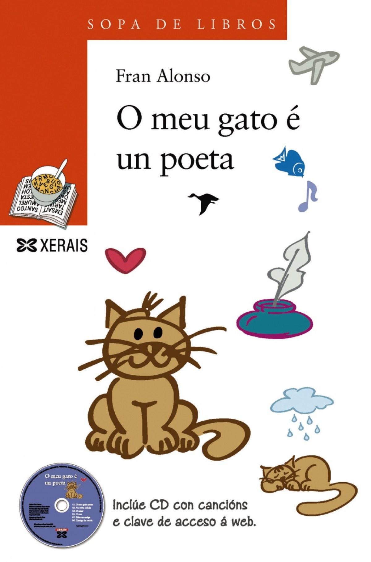 O meu gato é un poeta