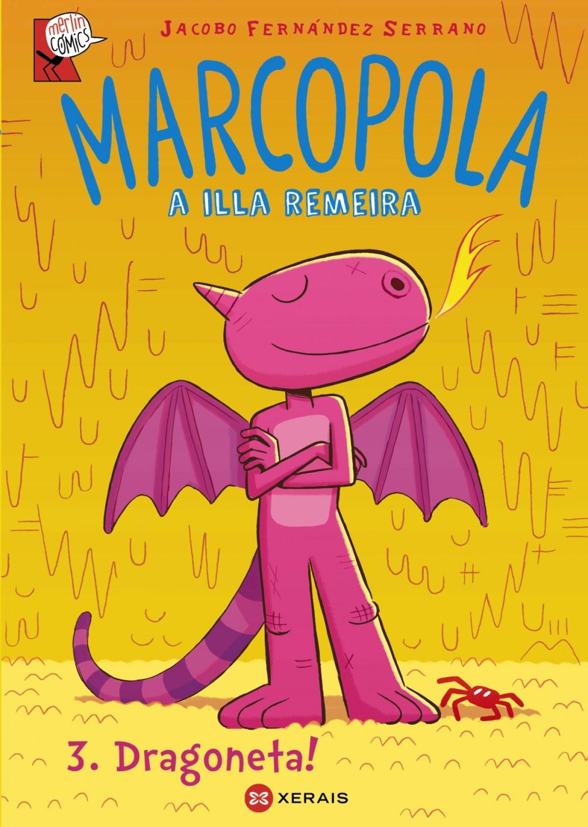 Marcopola 3 Dragoneta!