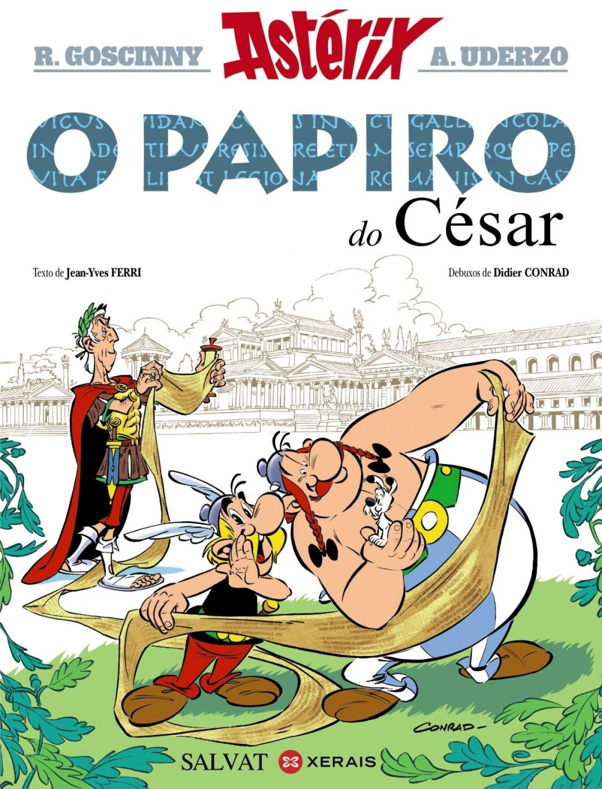 O papiro do César
