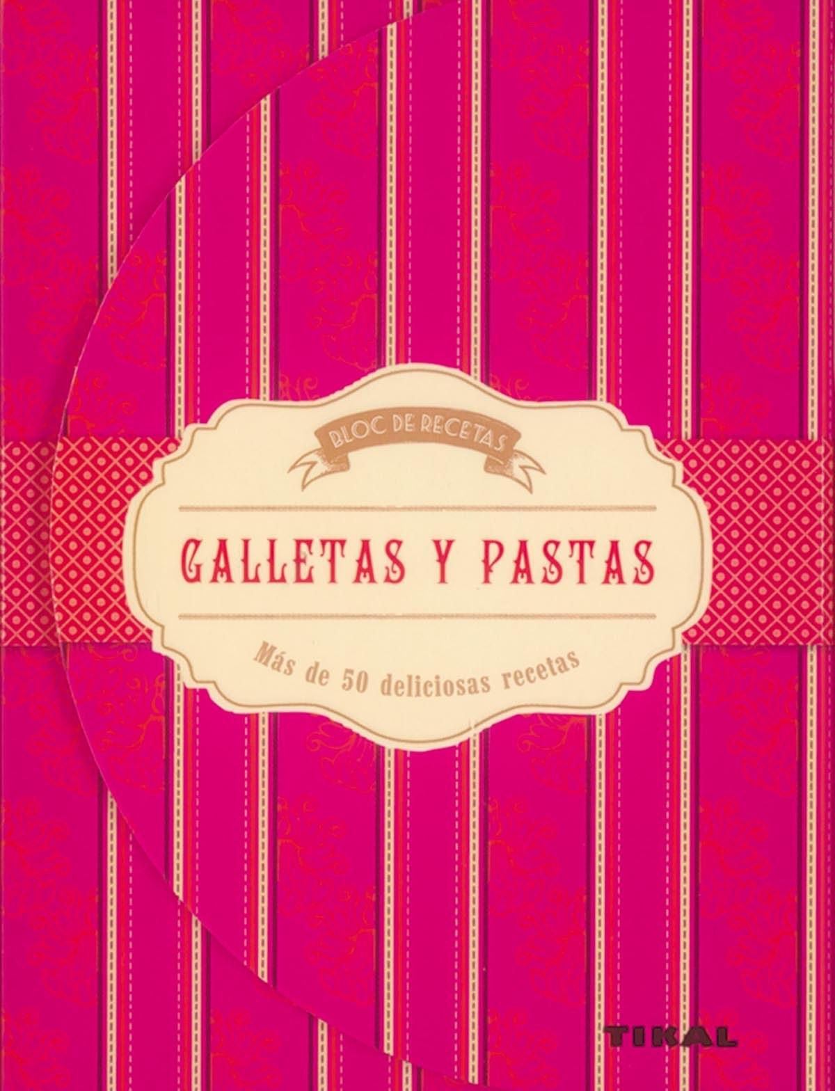 Galletas y pastas 9788499283128
