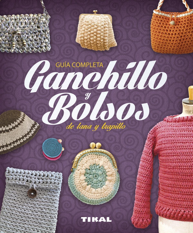 Ganchillo y bolsos de lana y trapillo 9788499283784