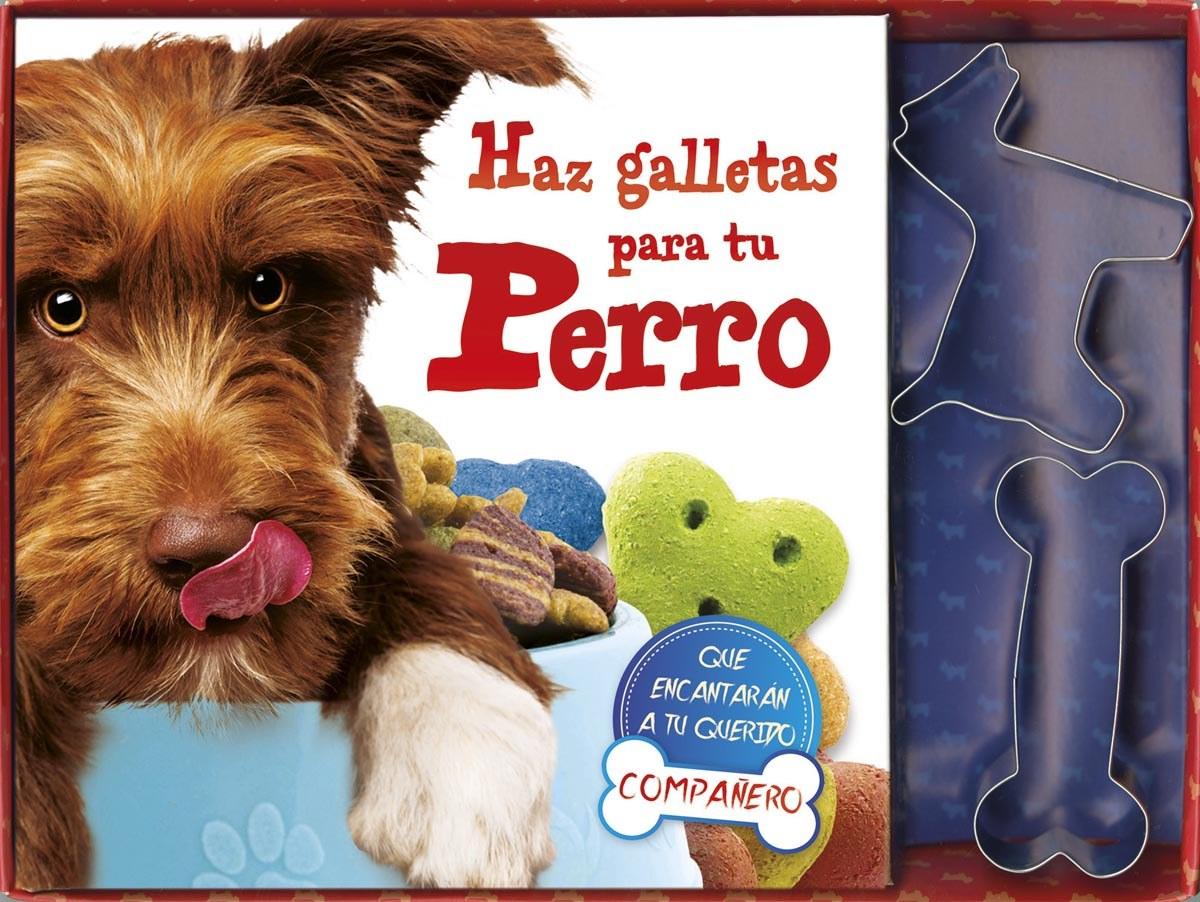Haz galletas para tu perro 9788499283883