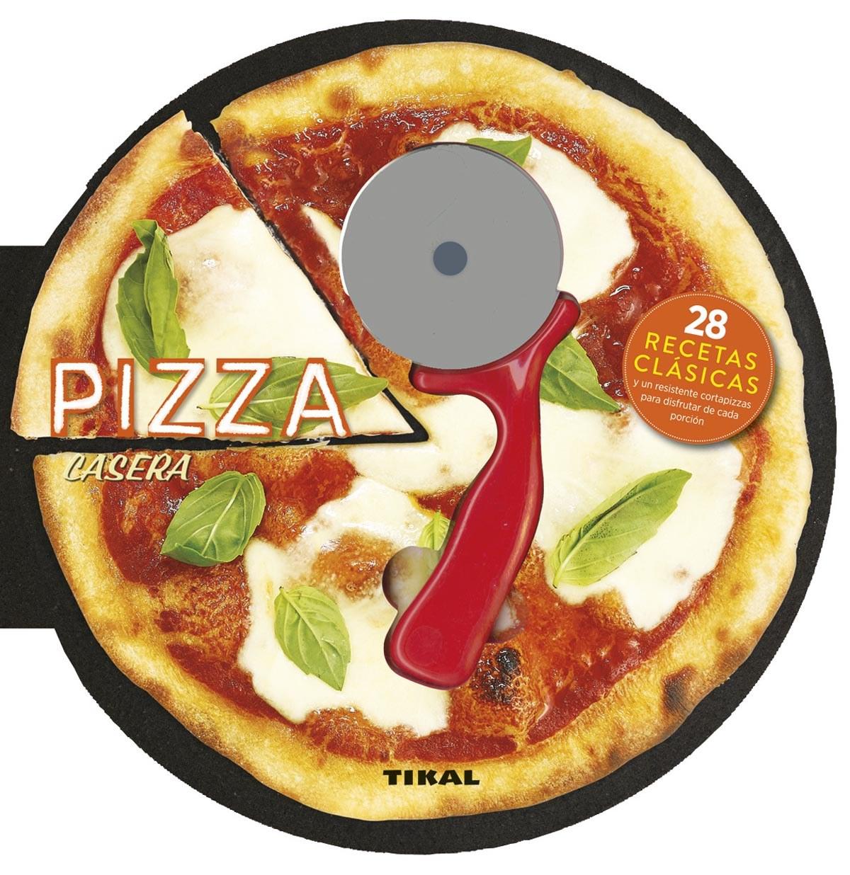 Pizza casera 9788499283913